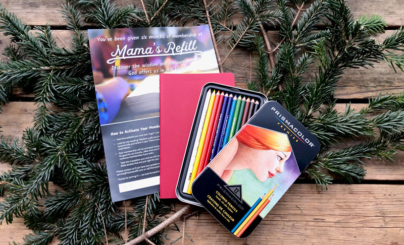 Mamas Refill Gift Pack